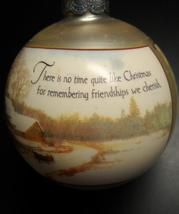 Hallmark Christmas Ornament 1979 Tree Trimmer A Cherished Friendship Box... - $6.99