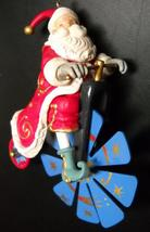 Hallmark Keepsake Christmas Ornament 1999 Kringle's Whirligig Ken Crow B... - $9.99