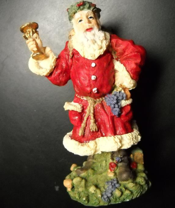 Primary image for International Santa Claus Father Christmas England 1992 In Presentation Box