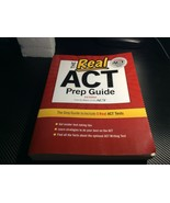 Peterson's The Real ACT Prep Guide 3rd Edition Test Study Book High School - $14.00