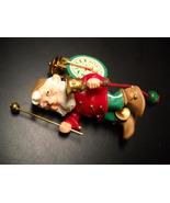 Hallmark Keepsake Christmas Ornament 1993 One Elf Marching Band Movement... - $9.99