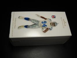 Hallmark Keepsake Christmas Ornament 2011 DeMarcus Ware NFL Dallas Cowbo... - $12.99