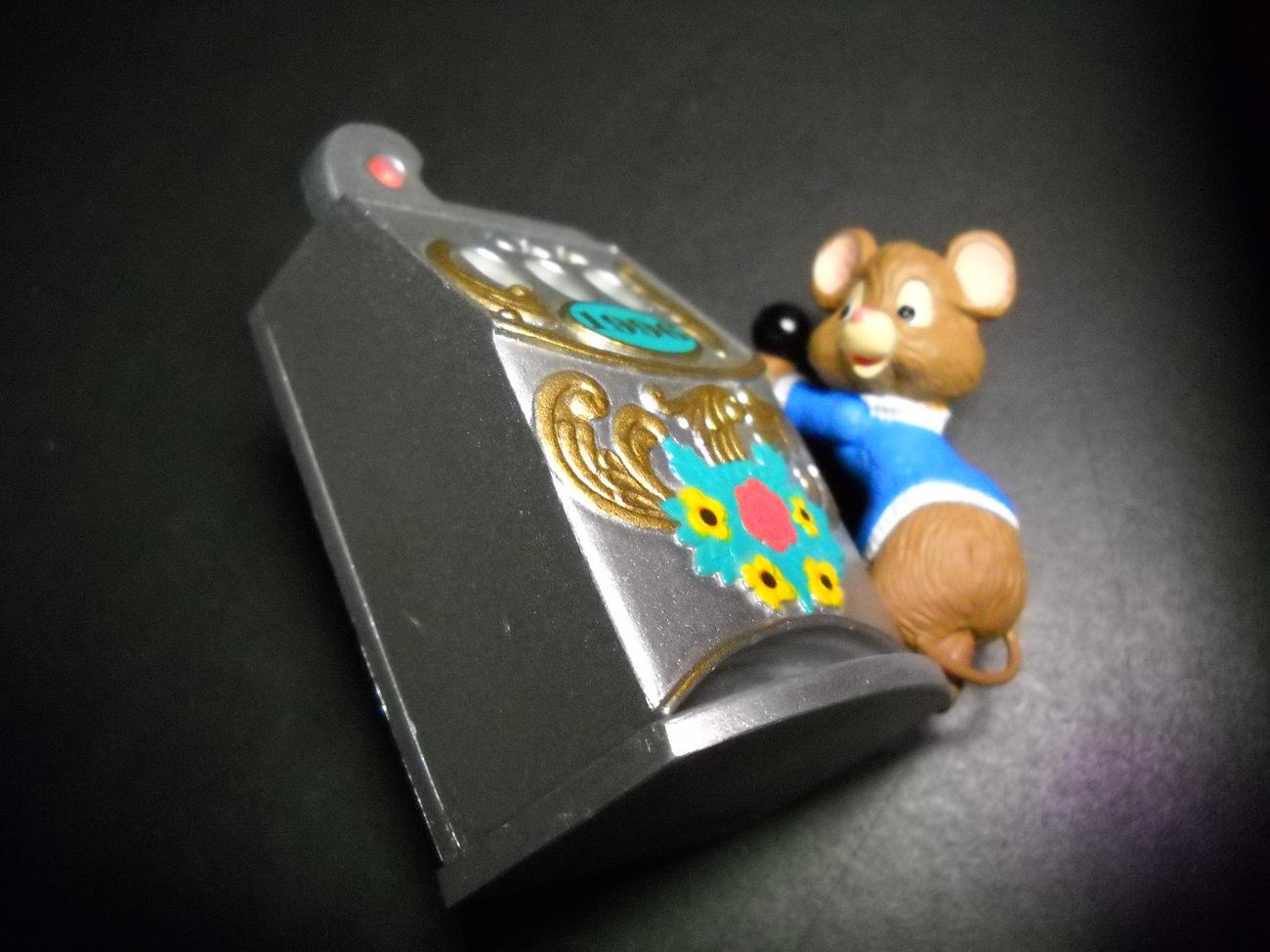 Hallmark Keepsake Ornament 1996 Jackpot Jingle Christmas Handcrafted Boxed