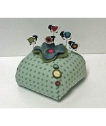 Shepherd's Hill pincushion PATTERN ONLY (p1046) JABC Just Another Button... - $23.22
