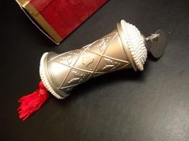 Hallmark Keepsake Ornament 2000 Christmas Millennium Time Capsule with S... - $8.99