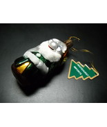 Whitehurst Imports Ornament Handpainted Mouth Blown Glass Made in Czech ... - $11.99