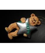 May Department Store Wish Bear Christmas Ornament 2000 2001 Hope Bear St... - $9.99