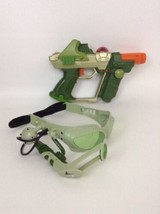 Lazer Tag 2004 Tiger Electronics Green Team Ops Laser Replacement  Gun &... - $31.14