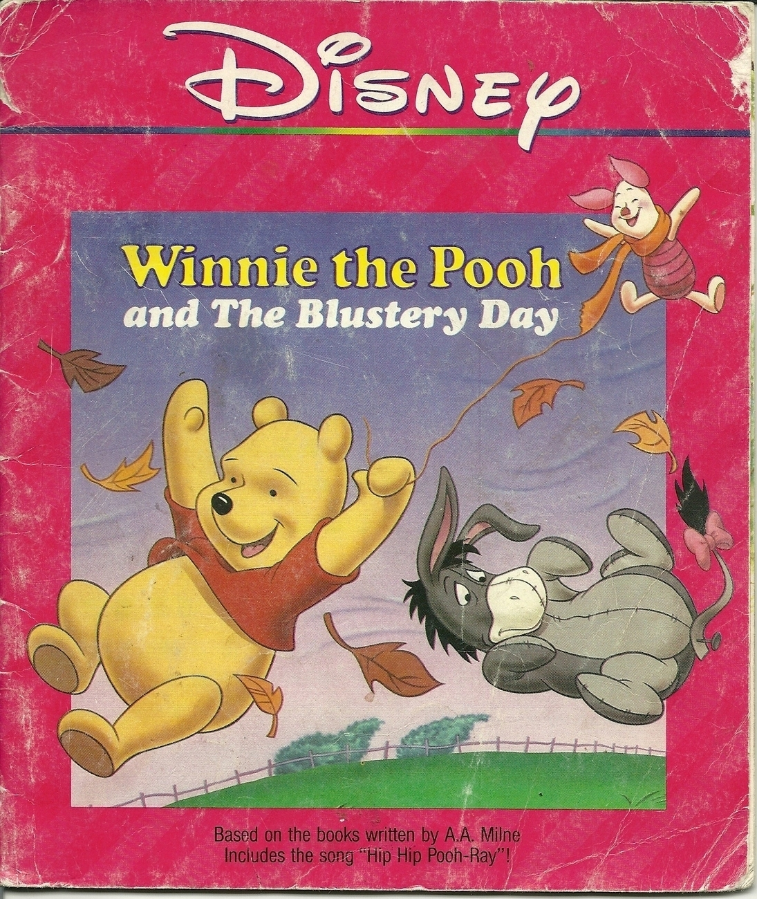 Winnie the pooh blustery day  2