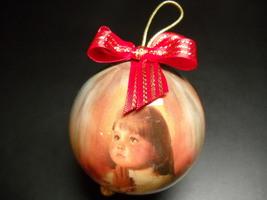 Tomorrow Today 1991 Zolan Collection Decoupage A Christmas Prayer Donald... - $10.99