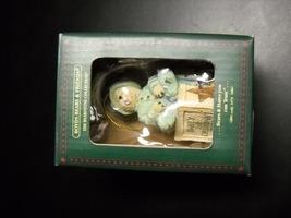 Boyds Bears Binkie Baby's 1st Christmas 2003 Baby Boy Original Presentation Box - $10.99