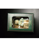 Boyds Bears Binkie Baby's 1st Christmas 2003 Baby Boy Original Presentat... - $10.99
