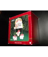 Carlton Cards Heirloom Ornament 1999 Charm On The Farm Boxed Pig Lamb CX... - $12.99