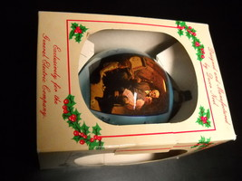 General Electric Ornament 1985 Rockwell She Was A Queen I Was King 2nd i... - $12.99