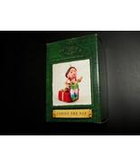 Hallmark Keepsake Ornament Collectors Club 2000 Curius The Elf Box Tammy... - $5.99