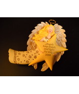 American Greetings Designers Collection 2006 Ornament Angel Blessings St... - $12.99