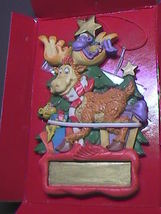 Dr Seuss Hanging Christmas Ornament You Can Personalize It Yourself Boxed - $9.99