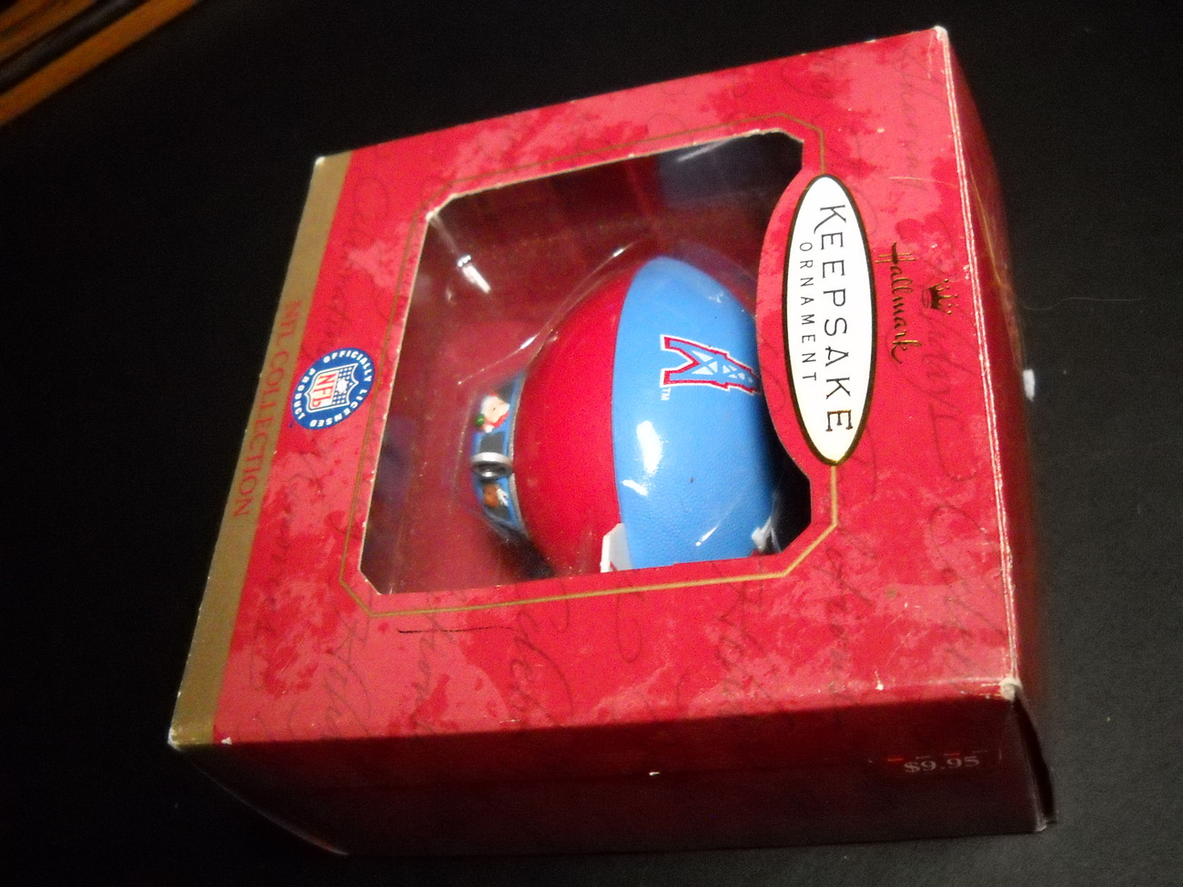 Indianapolis Colts Christmas Ornaments