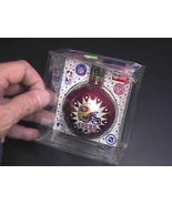 Topperscot San Francisco 49ERS NFL Christmas Ornament Reds Football Boxed - $7.99