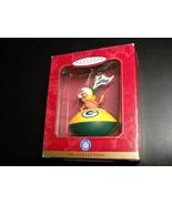 Hallmark Keepsake Ornament 1999 Green Bay Packers Green and Gold NFL Box... - $10.99