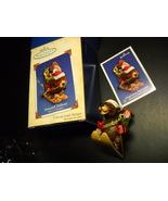 Hallmark Keepsake Ornament 2004 Christmas Downhill Delivery Nick and Chr... - $9.99