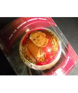 Bradford Treasury Christmas Ornament 1980 Pope John Paul II In Original Box - $16.99