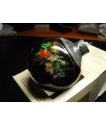 Hallmark Keepsake Ornament 1984 Love The Spirit Of Christmas Glass Bulb ... - $10.99