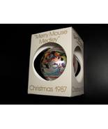 Schmid Collectors Gallery Ornament 1987 Merry Mouse Melody Walt Disney C... - $15.99
