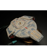 Hallmark Keepsake Ornament Star Trek 1997 USS Defiant Deep Space Nine Li... - $19.99