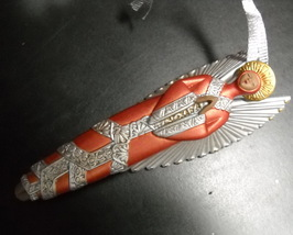 Hallmark Keepsake Ornament 2005 Melody of Praise Winged Angel Julie Fors... - $10.99