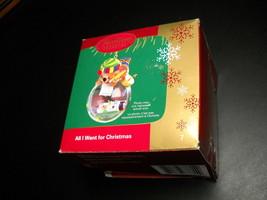 Carlton Cards Heirloom Ornament 2005 All I Want For Christmas Koala Scroll Boxed - $10.99