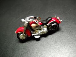 Hallmark Keepsake Miniature Ornament 2006 Harley Davidson 1986 Heritage ... - $8.99