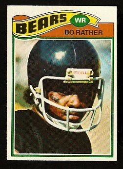 Primary image for Chicago Bears Bo Rather 1977 Topps Football Card # 239 vg