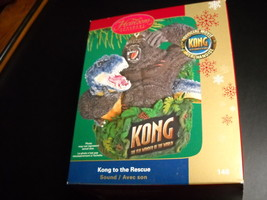 Carlton Cards Heirloom Ornament 2006 King Kong To The Rescue Sound Boxed... - $16.99
