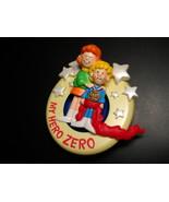 Carlton Cards Heirloom Ornament 2006 My Hero Zero School House Rock Musi... - $19.99