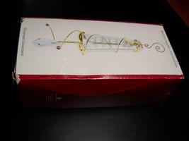 American Greetings Heirloom Ornament 2007 Beautiful Wishes Jolis Souhait... - $14.99