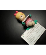 Enesco Precious Moments Ornament 1995 You Bring The Love To Christmas Boxed - $12.99