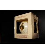 Hallmark Keepsake Christmas Ornament 1984 Glass Bulb Norman Rockwell Col... - $7.99