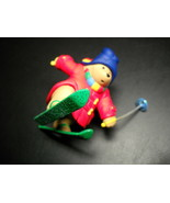 Carlton Cards Heirloom Ornament 1996 Paddington Bear Gliding Into Christ... - $11.99