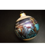 Hummel Glass Ornament 1990 Flying Angel 8th Annual Edition Reproduction ... - $11.99