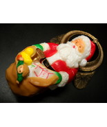 WWA Designers Collection Christmas Ornaments 1981 Jolly Old St Nick Hong... - $11.99