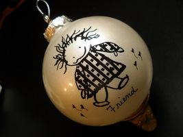 Papel Giftware Children Of The Inner Light Christmas Ornament Titled Fri... - $9.99