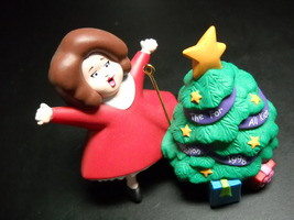 Rosie O'Donnell Christmas Tree Ornament 1998 Boxed The For All Kids Foun... - $8.99