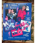 T-SHIRT BOWS #2041 FABRIC CRAFT - $3.00