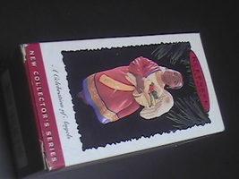 Hallmark Keepsake Ornament 1995 A Celebration of Angels 1st in Kwanzaa S... - $10.99