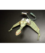 Hallmark Keepsake Ornament Star Trek 1994 Klingon Bird Of Prey STNG Ligh... - $19.99
