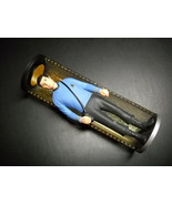 Hallmark Keepsake Ornament Star Trek 1997 Dr Leonard H McCoy Anita Marra... - $8.99