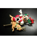 Enesco Treasury of Christmas Ornament Minnie Mouse on Horse Disney Origi... - $7.99
