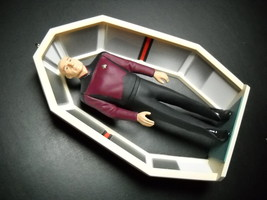 Hallmark Keepsake Ornament Star Trek 1995 Captain Jean Luc Picard STNG B... - $8.99