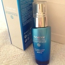 Avon Anew Clinical E-defence  Multi Shield Lotion Day 30ml - 1.0oz - $14.84